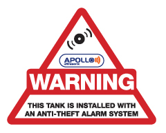 Apollo Smart with Anti Theft Alarm