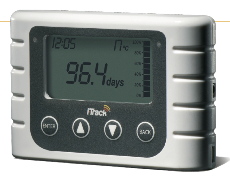 Harlequin iTrack Heating Oil Energy Monitor