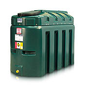 Harlequin 1300BND Bunded Plastic Heating Oil Storage Tank