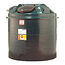 Harlequin 1450BCT Basic Bunded Oil Tank