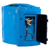 Harlequin Blue Station Bunded Adblue Storage and Dispensing Tanks