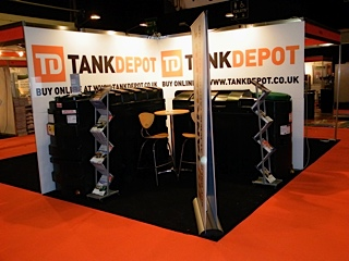 TankDepot.co.uk: Suppliers of Bunded Heating Oil Tanks and Bunded Fuel Tanks