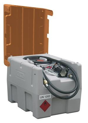 Portable Diesel Fuel Tanks