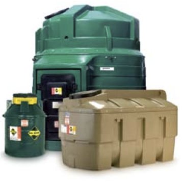 Bunded Heating Oil Tanks, Bunded Fuel Tanks and Bunded Waste Oil Tanks from TankDepot.co.uk