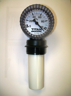 Titan Fuel Tank Contents Gauge