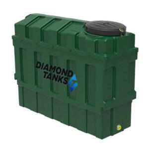 Harlequin Diamond Bunded Oil Tanks