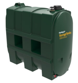 Harlequin Single Skin Heating Oil Tanks