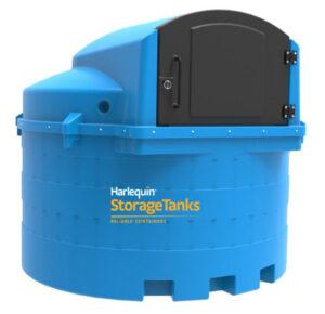 Harlequin Blue Station Adblue Tanks