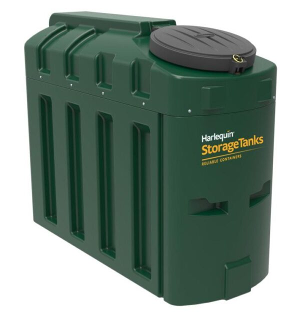 Oil Tanks: up to 650 litres