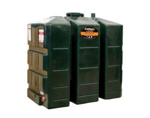 Carbery Single Skin Oil Tanks