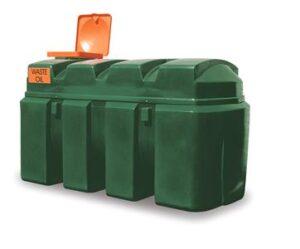Titan Waste Oil Tanks